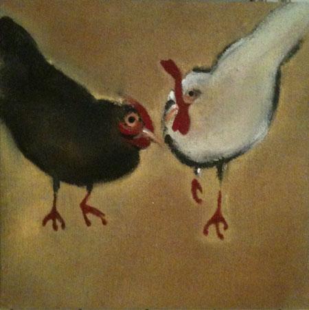 Incontro di polli