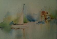 Barche Acquarello